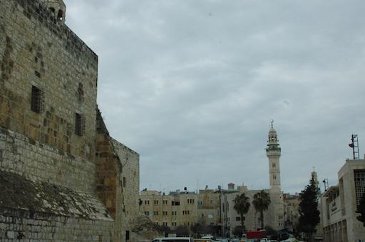Islamizacja Betlejemu