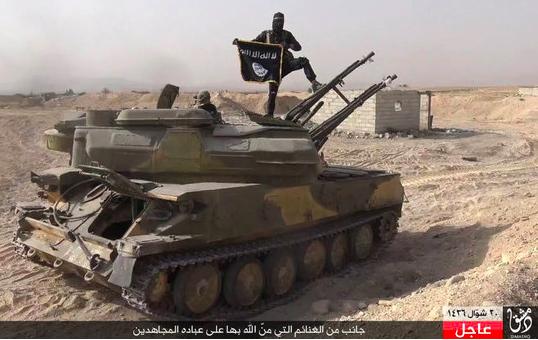 Państwo Islamskie zdobyło Kariatain, 250 chrześcijan porwano