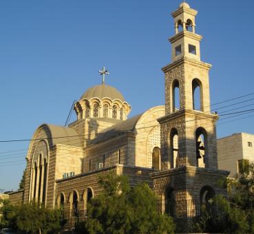 Chrześcijanie w Syrii