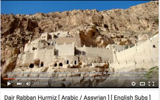 Klasztory w Iraku