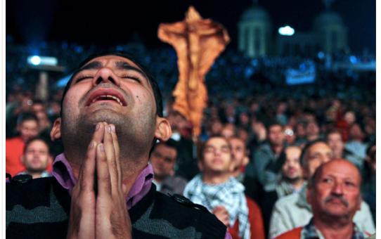 Sytuacja chrześcijan w Libii