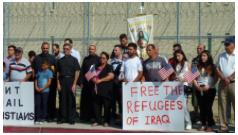 Chrześcijańscy uchodźcy wyrzuceni z USA