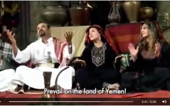 Módlmy się o nawrócenie Jemenu
