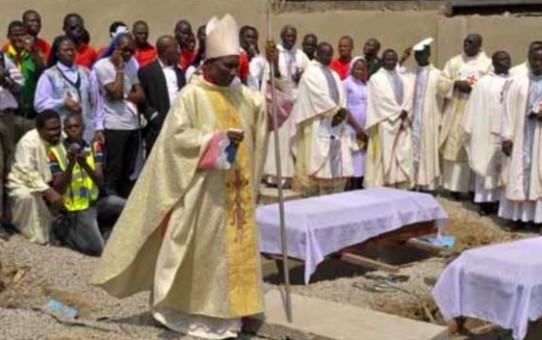 Boże Narodzenie w Nigerii - 14 zabitych