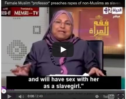Seksualna islamizacja Europy się rozkręca