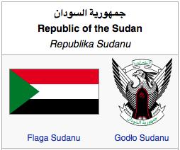 Sudan oskarża obłudników