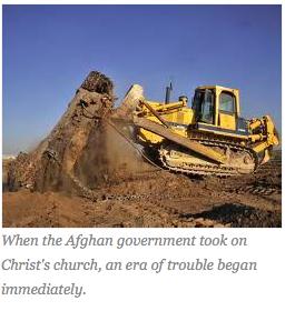 Chrześcijanie Afganistanu