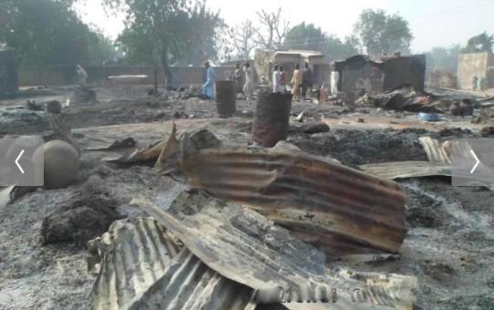 Chrześcijańskie dzieci palone na ofiarę dla Allaha
