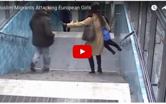 Kobiety są celem ataków imigrantów w całej Europie