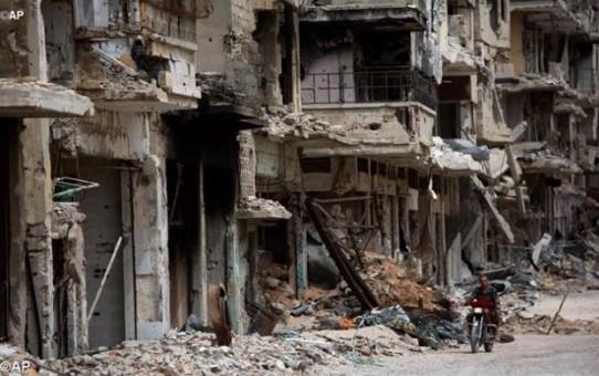 Chrześcijanie wracają do Homs. Czy na zawsze?
