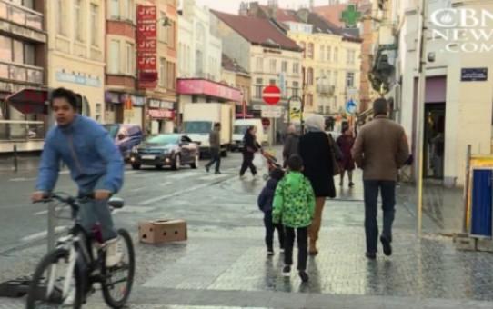 Bruksela stolicą europejskiego dżihadu