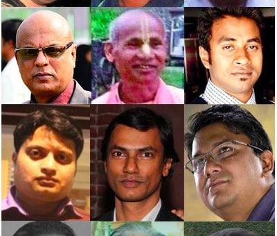 Zamordowani przez rzeczników religii pokoju