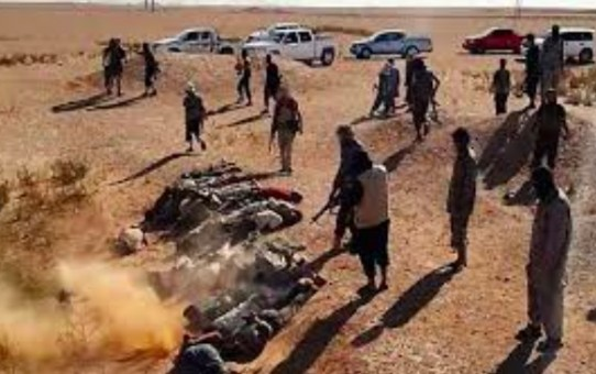 Państwo Islamskie morduje własnych bojówkarzy