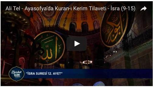 Turecka wyobraźnia: uznaliście ludobójstwo Ormian, to my zrobimy meczet z Hagii Sofii