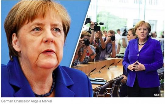 Angela zauważyła islamski terror, ale nadal będzie sprowadzała terrorystów