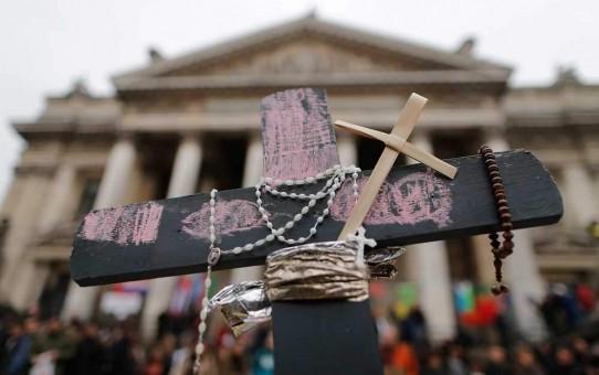 Pokojowy muzułmanin w Belgii chce zamordować wszystkich chrześcijan