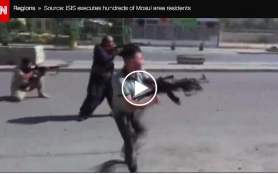 284 mężczyzn i chłopców zamordowanych na drodze Allaha