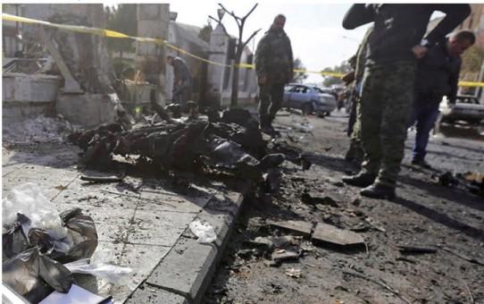 Ośmioletnia dziewczynka terrorystka-samobóczyni