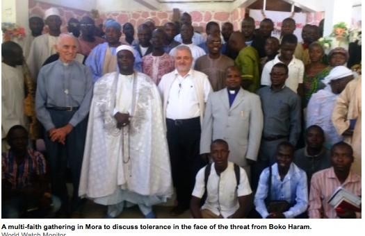 Kamerun - chrześcijanie i muzułmanie są przeciwnikami terroryzmu