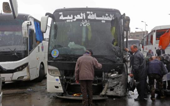 Muzułmanie mordują muzułmanów: masakry w Syrii, Iraku i Afganistanie
