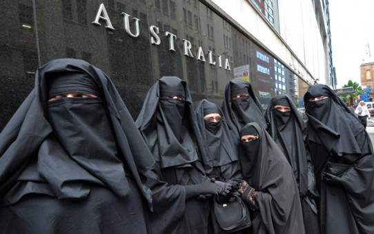 Umiarkowany i radykalny islam w Australii