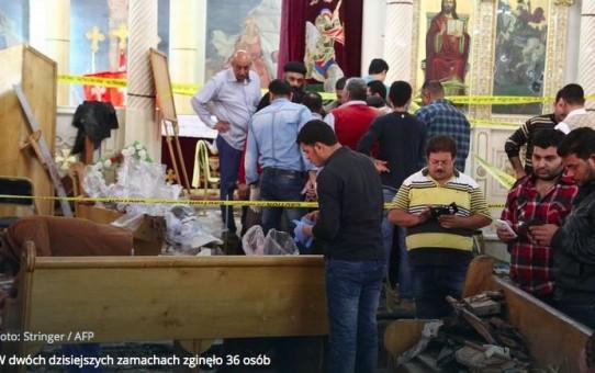 atak Kair Koptowie