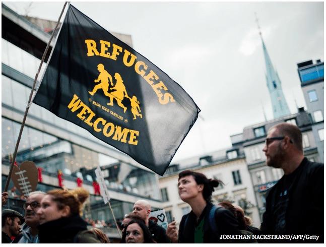 witamy gwałcicieli muzułmańskich