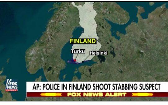 Dwie osoby zarżnięte na ofiarę dla Allaha w Finlandii