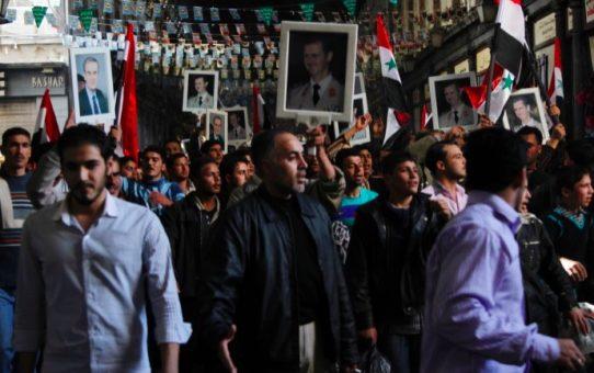 Syria znowu przyjazna chrześcijanom