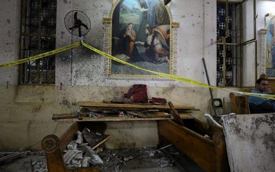 Zabijajcie chrześcijan! Niech dowiedzą się, jacy są prawdziwi muzułmanie!