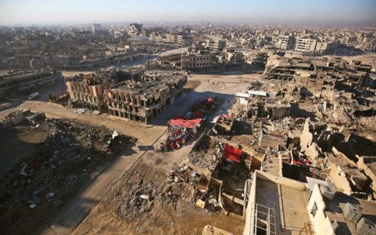 Koszty kulturowego bogactwa islamu: odbudowa Iraku będzie kosztować 88 mld USD