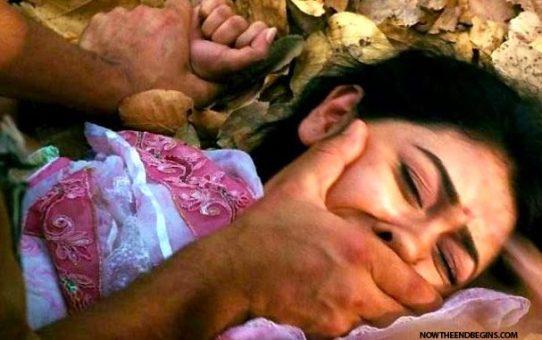 Cywilizacja islamu: gwałt za gwałt