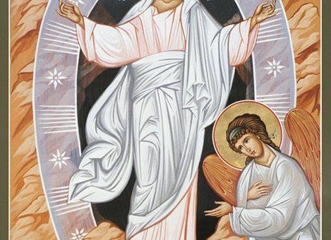 !المسيح قام Chrystus zmartwychwstał!
