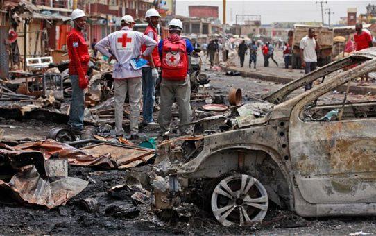 Rzeki krwi na chwałę Allaha: 1144 pomordowanych w czerwcu 2018 r.