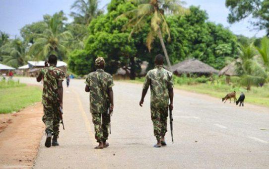 Ścięcie i spalenie żywcem w Mozambiku: Allah się raduje