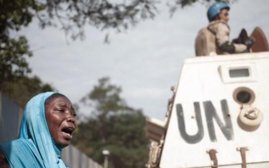 Trwa dramat Republiki Środkowoafrykańskiej