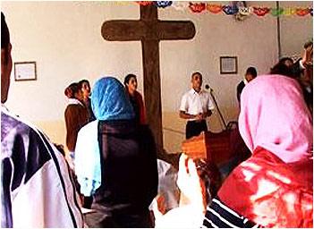 Kościoły zamykane, chrześcijanie prześladowani w Algierii