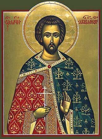 Św. Abraham z Bułgarii