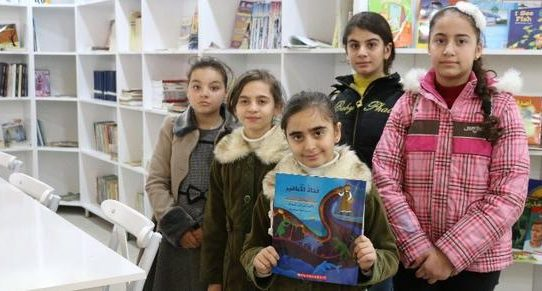 Chrześcijańska biblioteka w Iraku na nowo otwarta