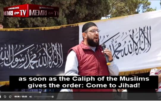 """Palestyński imam w rocznicę upadku Konstantynopola: """"Islam zdobędzie Rzym"""""""