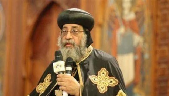 Papież Tawadros zamknął kościoły