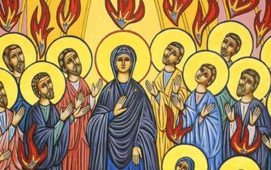 Ogień Ducha Świętego a ogień islamu