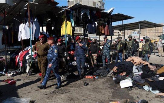 Atak samobójczy dla Allaha w Bagdadzie: ponad 30 zabitych i 100 rannych