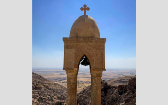 Kościół chaldejski w Turcji zbezczeszczony