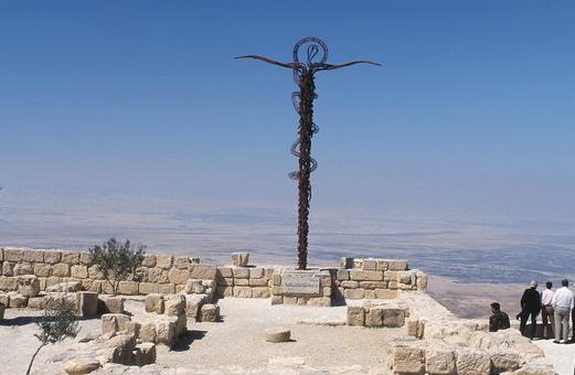 Jordania - kraj niegdyś chrześcijański