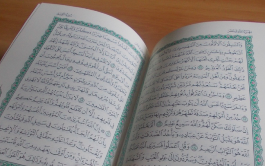 Zastanówmy się nad Koranem - sura 2