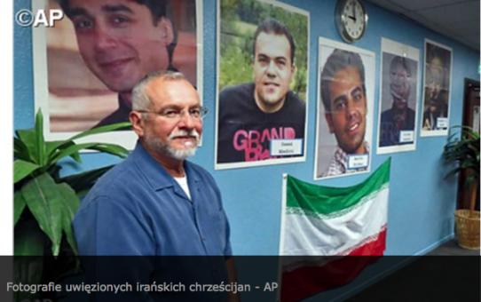 Iran: zwolniono z więzienia konwertytę