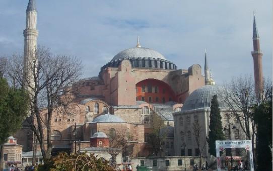 Katedra Hagia Sofia w Konstantynopolu znowu wykorzystywana jako meczet
