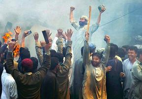Krwawe żniwo religii pokoju – 1983 zabitych w ciągu miesiąca