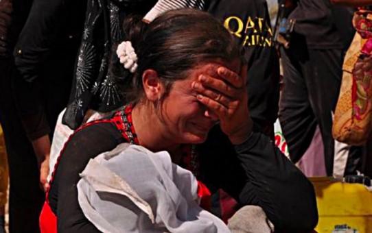 Państwo Islamskie spaliło żywcem 19 jazydek za odmowę seksu